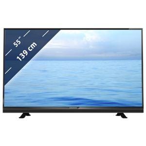 Grundig 55VLE841BL - Téléviseur LED 3D 139 cm