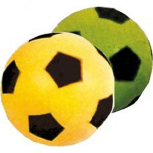 Peterkin Ballon de foot en mousse 20 cm