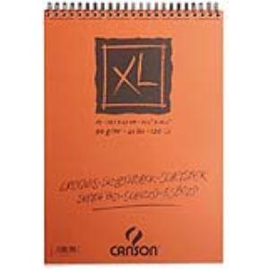 Canson Infinity Album croquis XL à 120 feuilles 90 g (A3)