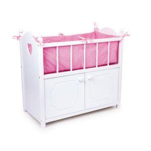 Legler 2875 - Lit de poupée avec tiroir