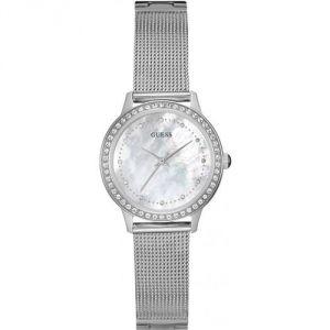 Guess W0647L - Montre pour femme avec bracelet en acier