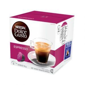 Nescafe 16 capsules Dolce Gusto café Espresso