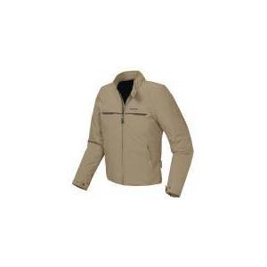 Spidi 608 (beige) - Blouson de moto textile pour homme