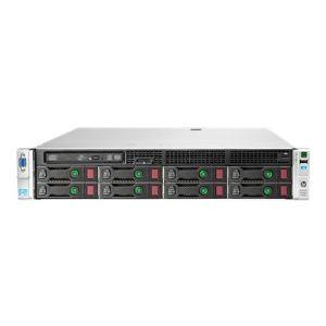 HP 747767-421 - Serveur ProLiant DL380e Gen8 Base avec Xeon E5-2407V2 2.4 GHz