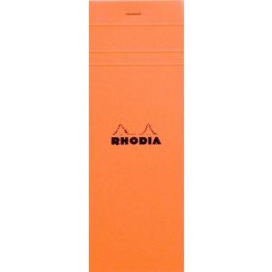 Rhodia 8200C - Cahier bloc-note 80 feuilles petits carreaux