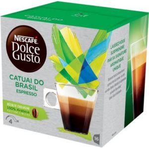 Nescafe 16 capsules Dolce Gusto Catuai Do Brasil