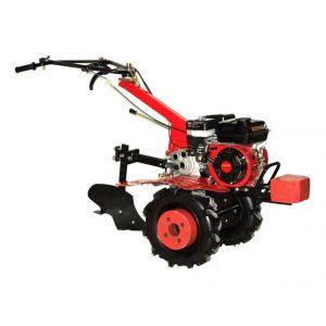 Electropower Motoculteur 75 cm moteur 4 temps OHV 6,5CV avec charrue simple
