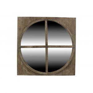 Miroir rond 35 cm comparer 16 offres for Miroir bombe rond
