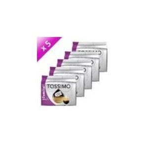 Tassimo 5 paquets de 24 dosettes T-Discs Carte Noire Expresso