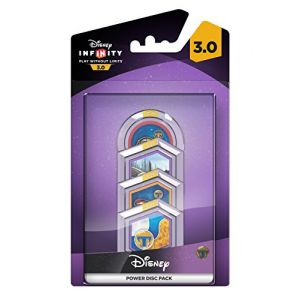 Disney Interactive Studios Disney Infinity 3.0 - Pack de Power Discs : Tomorrow Land