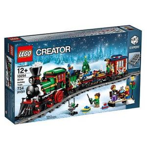Lego Creator Expert 10254 - Le Train De Noël