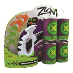 Goliath Zooma Pocket Shooter avec canettes