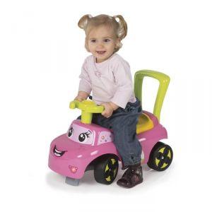 Smoby 445015 - Porteur Auto Balade Fille