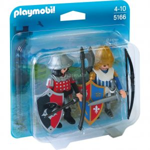 Playmobil 5166 - Duo pack chevaliers