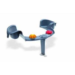 Tigex Collexion 80601706 - Anneau de bain clipsable
