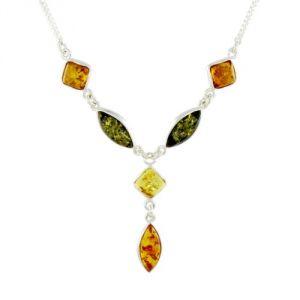 Rêve de diamants COBA01021 - Collier en argent 925/1000