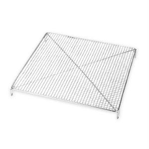 Gobel Volette carrée en inox (26 cm)