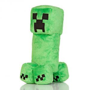 Peluche Creeper Minecraft 27 cm