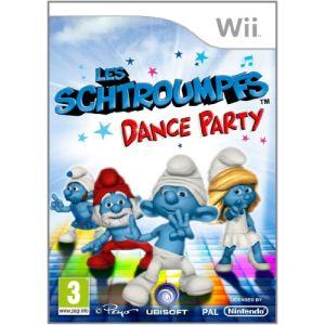 Les Schtroumpfs : Dance Party sur Wii