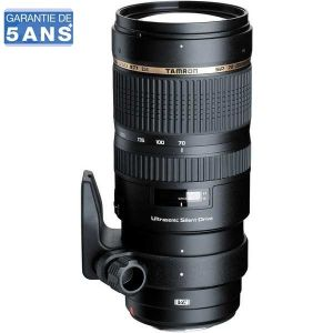 Tamron 70-200mm f/2.8 SP Di VC USD - Monture Canon