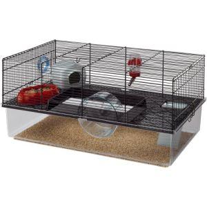 Ferplast Cage Favola pour rongeur (60 x 30 x 36 cm)