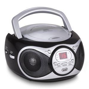 Trevi CD 512 - Lecteur CD MP3 radio FM/AM