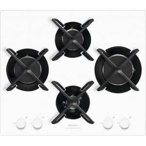 Sauter SPG4465 - Table de cuisson gaz 4 foyers