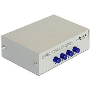 Delock 87635 - Switch VGA 4 ports