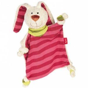 Sigikid Doudou plat Rainbow Rabbit
