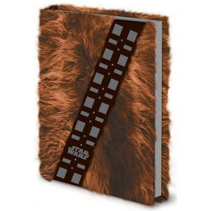 Pyramid International Carnet Premium A5 Chewbacca Fur Star Wars