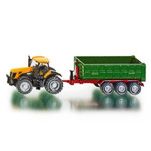 Siku 1855 - Tracteur JCB avec module crémaillère - Echelle 1:87