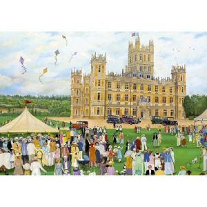 Gibsons Highclere Château - Puzzle 500 pièces