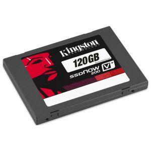 """Kingston SVP200S3/120G - Disque SSDNow V+200 120 Go 2.5"""" SATA lll"""