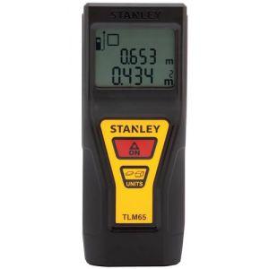 Stanley TLM65 - Télémètre laser pro 20 m (1-77354)