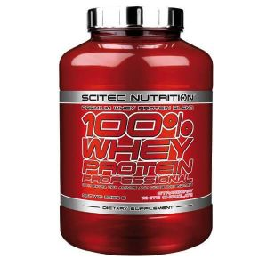 Scitec nutrition 100% whey protein professional - 920 g Vanille