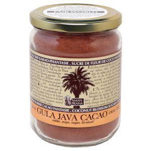 Aman Prana Gula java cacao - Sucre de fleur de coco fantaisie (390g)