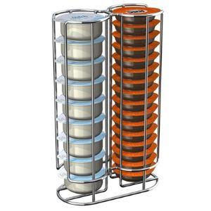 Porte capsules tassimo comparer 19 offres - Support pour t disc tassimo ...