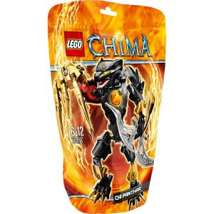 Lego 70208 - Legends of Chima : Chi Panthar