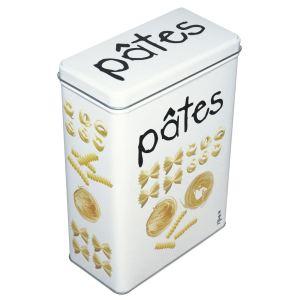 Incidence Boîte à pâtes Gourmet en aluminium