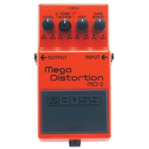 Boss Effect MD2 Mega Distortion