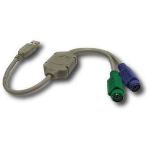 MCL Samar USB-170C - Adaptateur clavier/souris USB