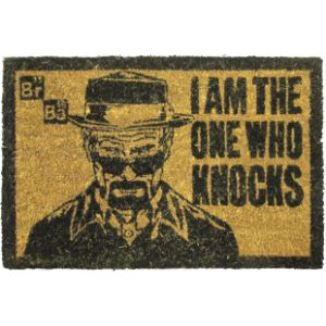"Pyramid International Paillasson Breaking Bad ""I Am The One Who Knocks"""