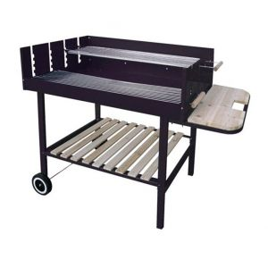 Toolland Party Grill Xl (BBD450) - Barbecue à charbon double grille