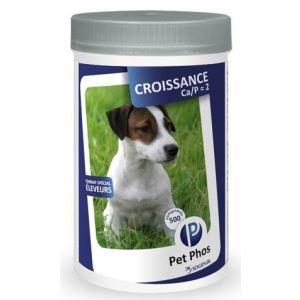 Sogeval Pet-Phos Canin CA/P=2 - Compléments alimentaires croissance