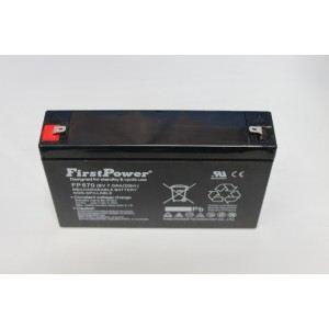Pembury Trading Batterie 6V 6.7Ah pour voiture électrique