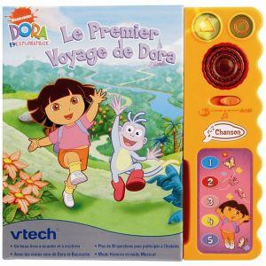 Vtech Magi Livre interactif : Le Premier Voyage de Dora
