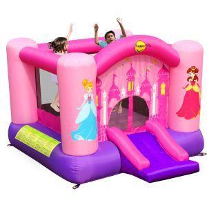 Happy Hop Aire de jeux gonflable Princesse