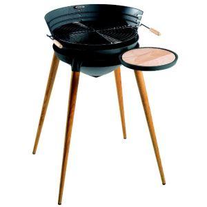 Invicta Shogun 500 - Barbecue à charbon sur pieds