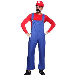 Maboobie Costume plombier Mario