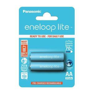 Panasonic 2x Eneloop Lite Mignon AA 950 mAh